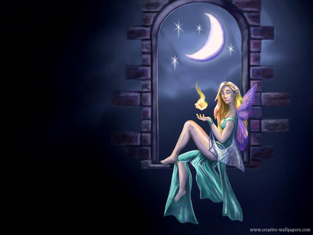 3d fantasy art fairies - photo #25