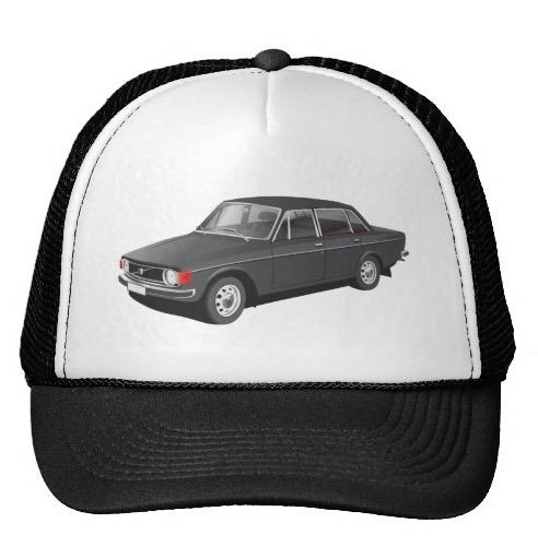 Volvo P 144 cap