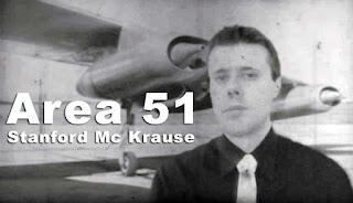 Stanford Mc Krause en el Área 51