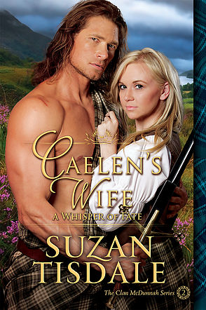 Caelen's Wife: The Complete Collection by  Suzan Tisdale
