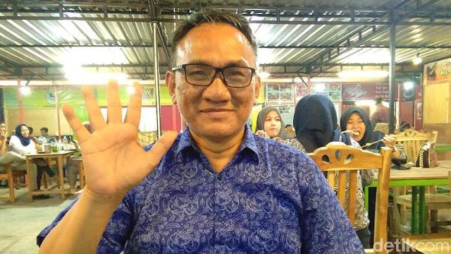 Andi Arief: Prabowo-Sandi Ubah Tagline dan Visi-Misi karena Survei Terakhir