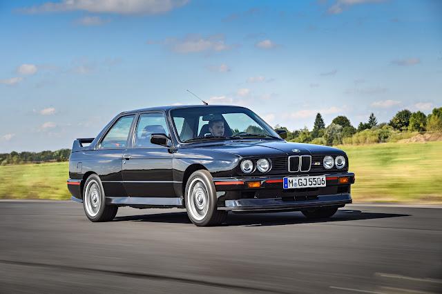 P90236397 highRes 30 χρόνια με BMW M3 – η ιστορία ενός εμβληματικού μοντέλου (Photos)