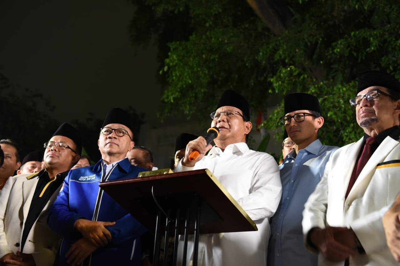 Mengapa PKS Legowo dan Tetap Bersama Prabowo?