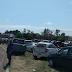 SÁENZ PEÑA: MUJERES DE LA PRODUCCIÓN PROTESTARON EN LA ROTONDA