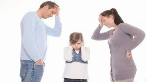 Como Proteger a los Niños en Caso de Divorcio, parte 1