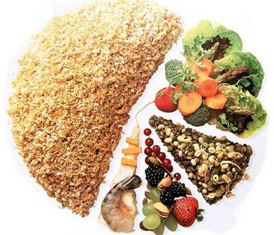 Ăn nhiều chất xơ vào buổi sáng không tăng cân nặng