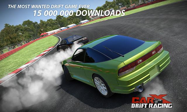 لعبة سباق السيارات للأندرويد CarX Drift Racing
