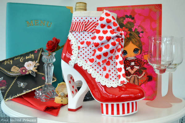 irregular choice rosanna gault rosie with love