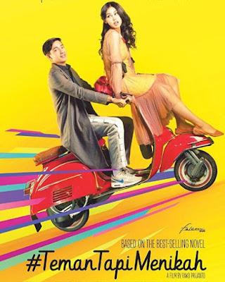 Teman Tapi Menikah (2018) WEB-DL Full Movie