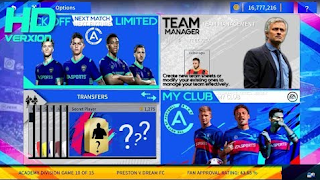 Download DLS 19 Mod FIFA19 V.02 by Adam Apk Obb Update 2019