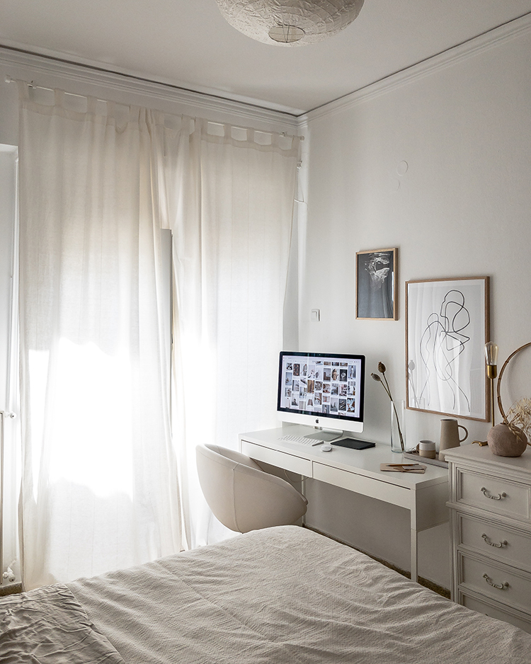 My Bedroom Home Office And New Artprints My Paradissi