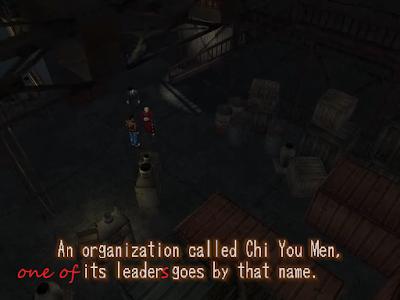 Edited subtitles