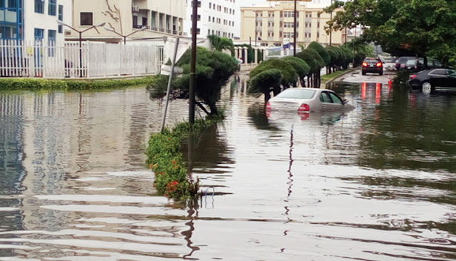 cause of killer flood lagos