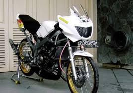 Modifikasi Motor Ninja 2 Tak Yang Bikin Ngiler Seputar Otomotif