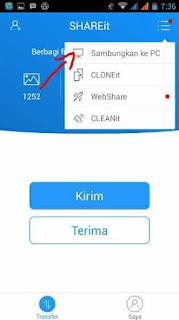 Cara Remote Presentasi via Ponsel android