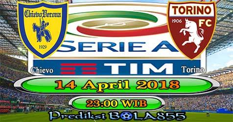 Prediksi Bola855 Chievo vs Torino 14 April 2018