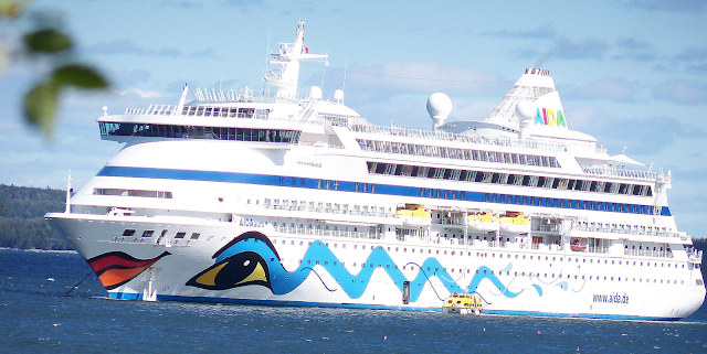 Maritime law governs cruise ships at sea