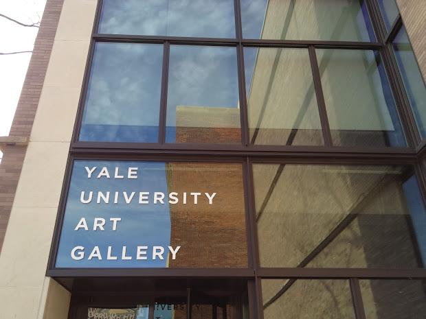 Museum Experience Fall 2013 Trip Yale University