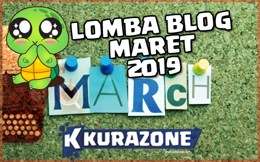 Lomba Blog Maret 2019