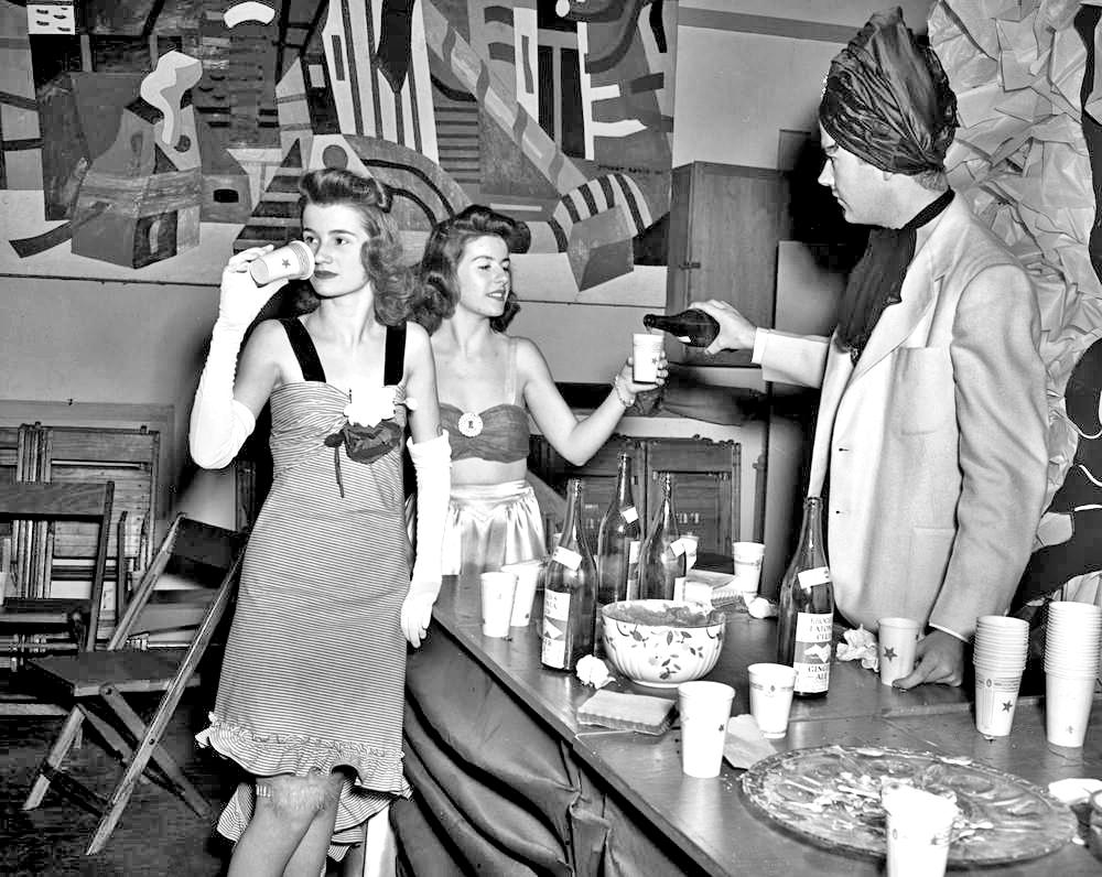 History in Photos: Indiana University