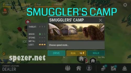 Tips Cara Menyelesaikan Event Smuggler's Camp di Last Day on Earth: Survival
