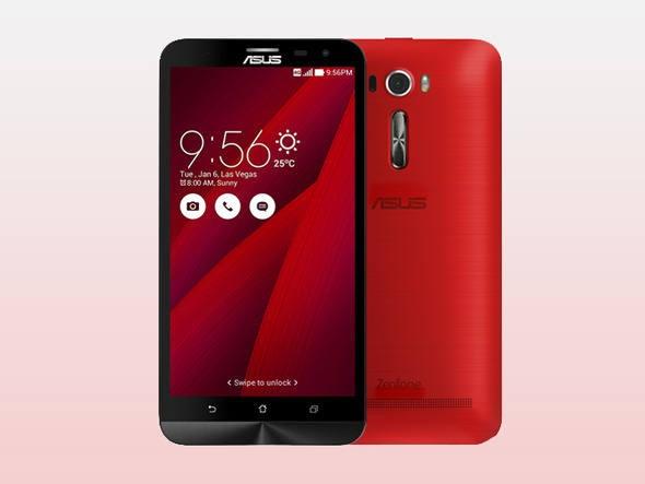 Zenfone 2 Laser de 6 polegadas é o smartphone grandão da Asus
