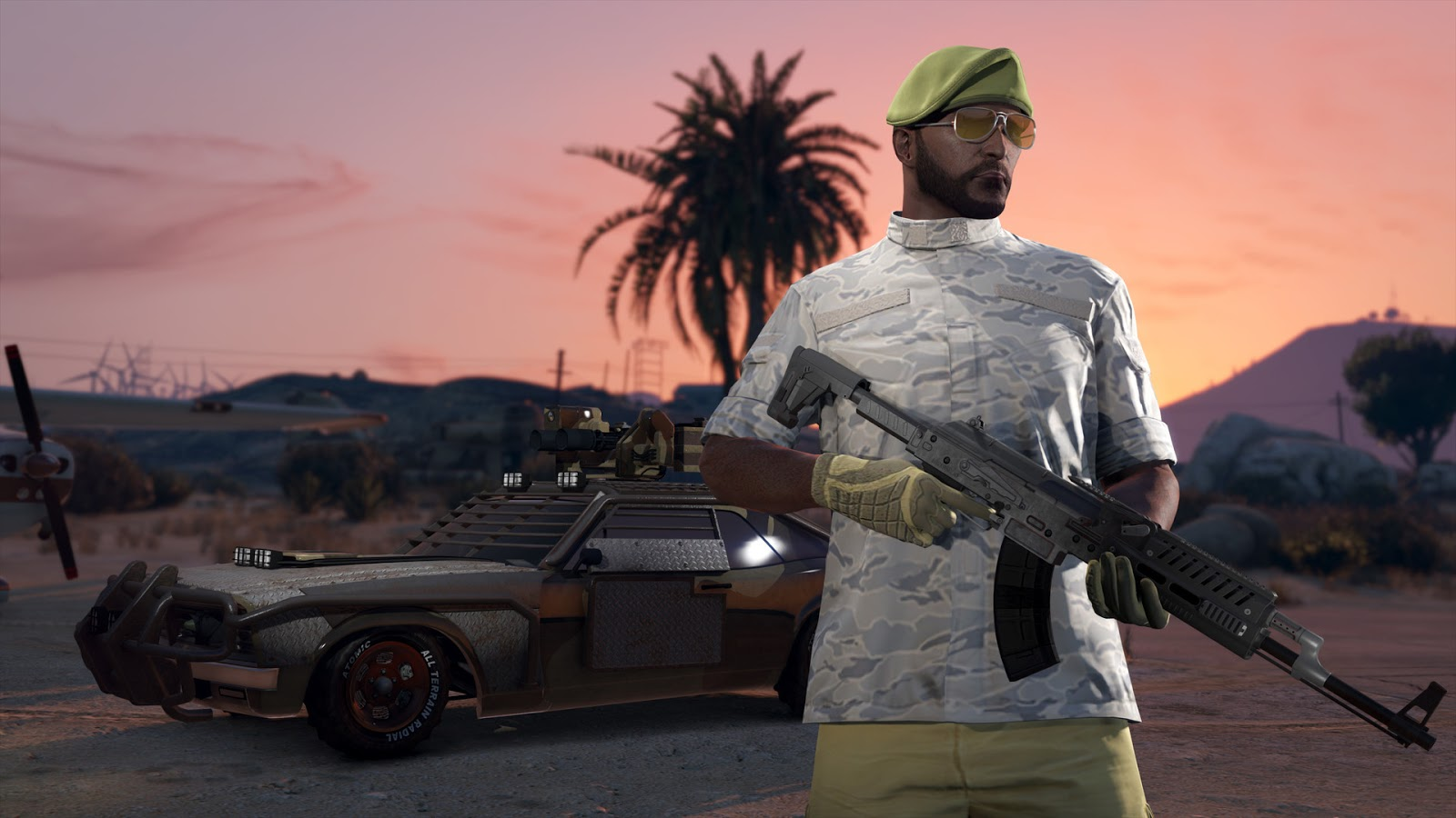 Grand Theft Auto V ESPAÑOL PC + Update v1.41 (RELOADED) 1
