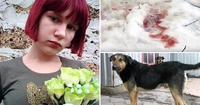 Φρίκη! Σκυλιά κατασπάραξαν 12χρονη ενώ επέστρεφε από το σχολείο - Τη βρήκαν οι γονείς της διαμελισμένη
