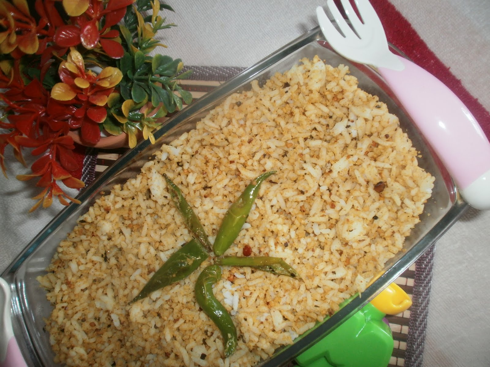 Easy Indian Rice Recipes