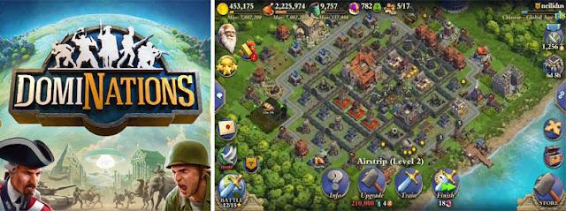 18 Game Mirip Clash of Clans (COC) Terbaru yang Tidak Kalah Keren