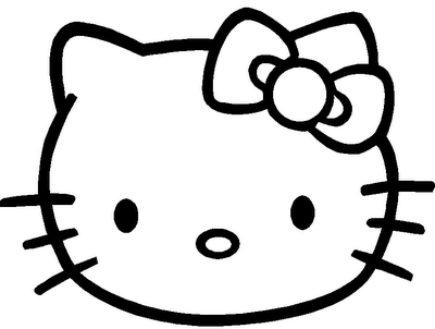 Coloriages Enfants Coloriage Hello Kitty