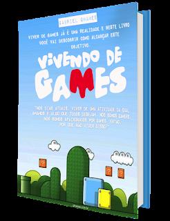 Aprenda a viver de games