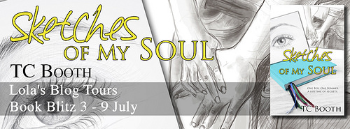[Book Blast] SKETCHES OF MY SOUL by TC Booth @BoothTammi @lolasblogtours #UBReview #Excerpt #Giveaway
