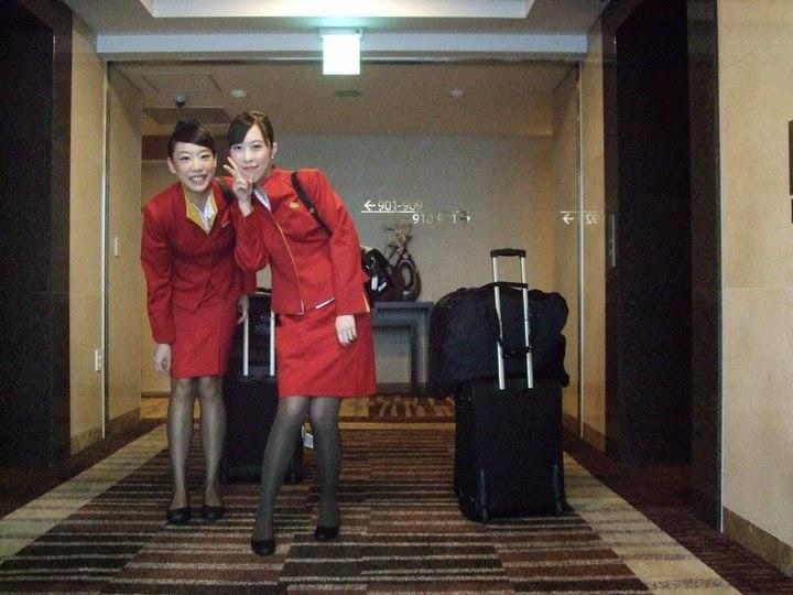 Cathay Pacific flight attendant | San Francisco Intl (SFO