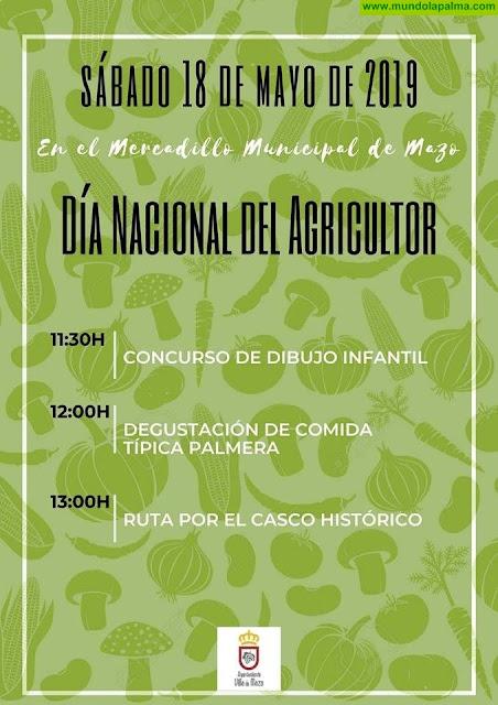 Día Nacional del Agricultor 2019 en Villa de Mazo