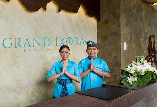 HHRMA Bali - Various Vancancies at Grand Ixora Kuta Resort Bali