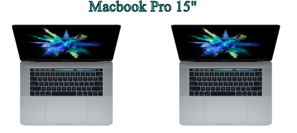 New MacBook Pro Specs