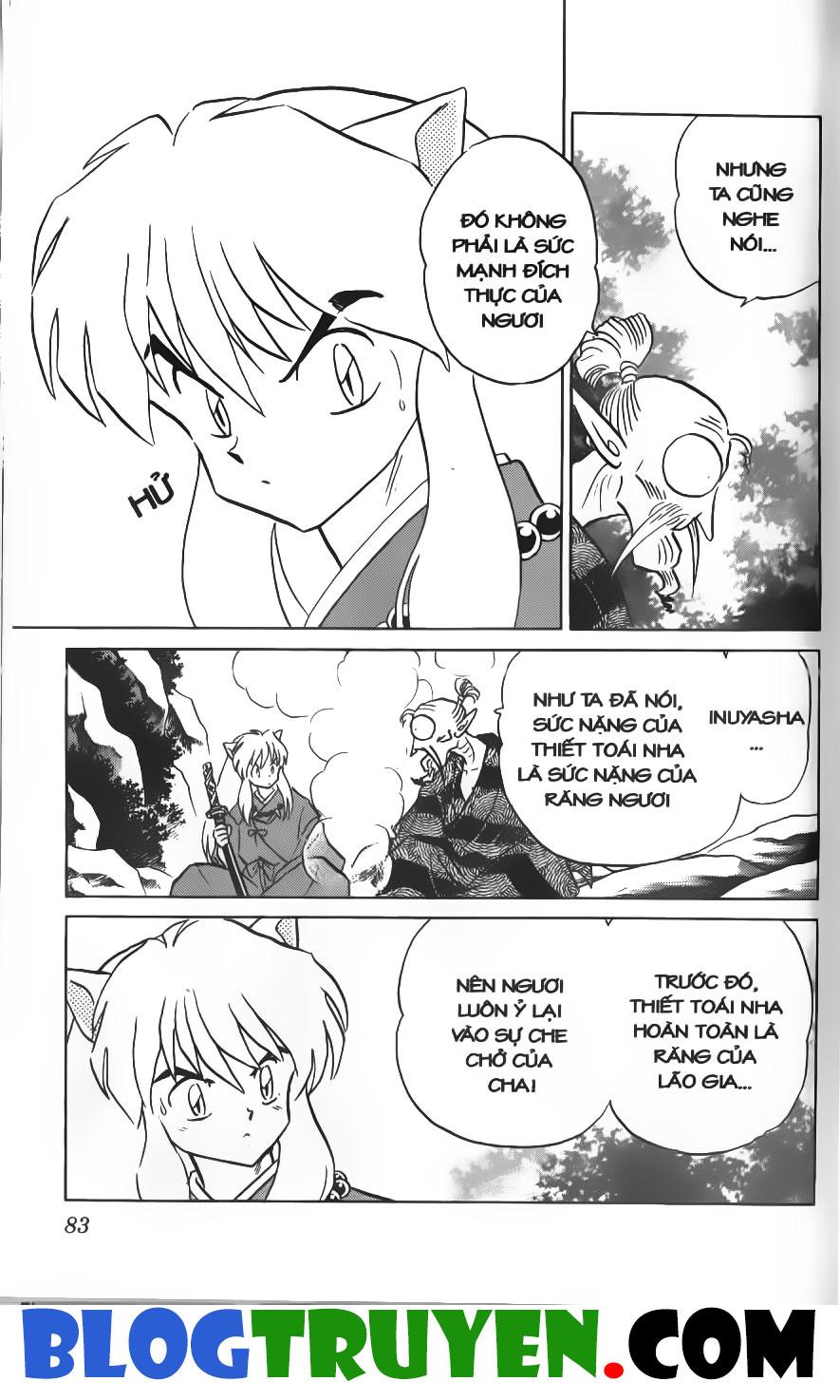 Inuyasha vol 17.5 trang 8