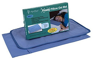 frosty pillow gel mat st