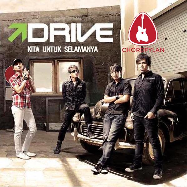 Lirik dan chord Melepasmu - Drive