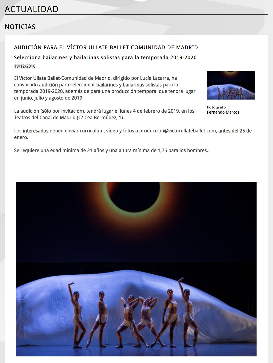 Calendario Escolar Andalucia 2020 19.Blog De Ensenanzas Basicas De Danza 2018