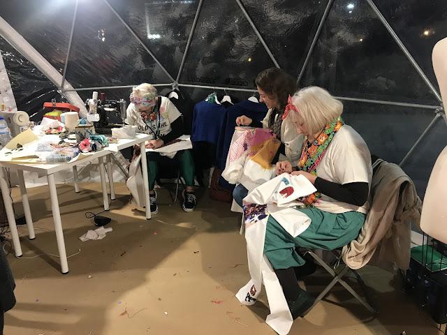 A Avó Veio Trabalhar, ModaLisboa, 2019
