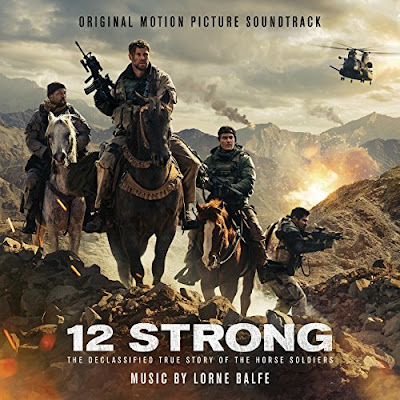 12 Strong Soundtrack Lorne Balfe