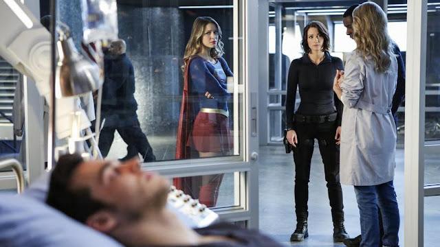 """#Supergirl - 2x08 """"Medusa"""" (1) Online (Openload) y Descarga (MEGA)   Subtitulado Calidad HD 720p"""