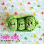 http://www.amigurumifood.com/2017/06/peas-in-pod-free-pattern.html