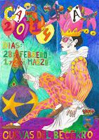 Carnaval de Cuevas del Becerro 2014 - María Niebla Arias
