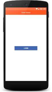 how to facebook login in react native