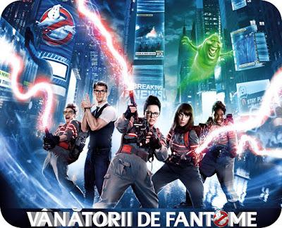 Ghostbusters 3D la Inspire Cinema Craiova