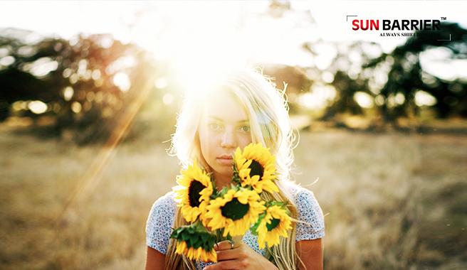 Sun Barrier Sun Girl