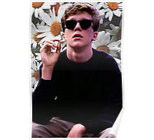Brian Johnson The Breakfast Club Poster